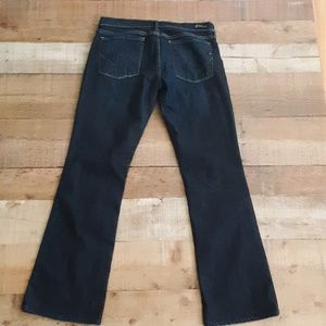 Citizens of Humanity Dita Bootcut Dark Wash sz 30